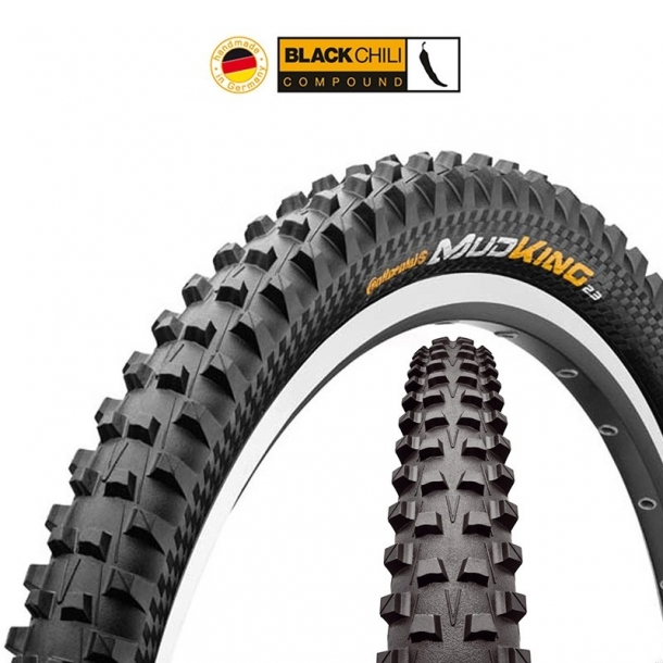 Anvelopa 26'' Wired Continental Mud King 26 x 2.3 - 559 x 57