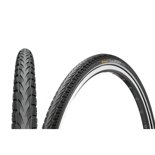 Anvelopa 26'' Wired Continental TownRide Reflex PunctureProtection 26 x 1.75 - 559 x 47