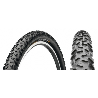 Anvelopa 26'' Wired Continental Vapor 26 x 2.1 - 559 x 54