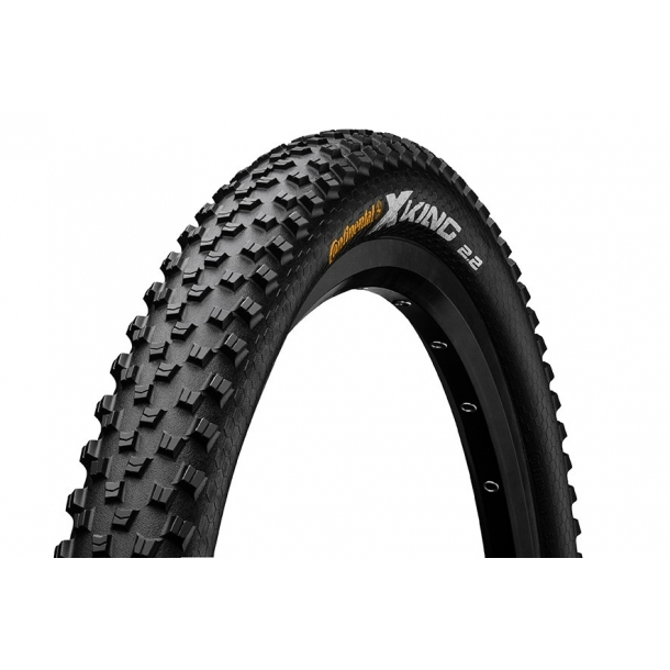 Anvelopa 26'' Wired Continental X-king 26 x 2.2 - 559 x 55