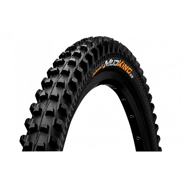 Anvelopa 27.5'' Foldable Continental Der Mud King 27.5 x 2.3 - 584 x 58