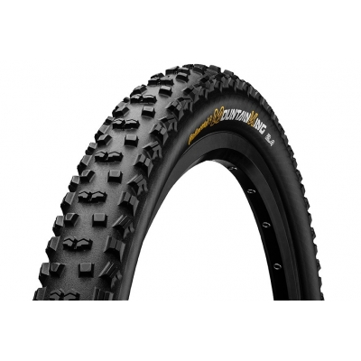 Anvelopa 27.5'' Foldable Continental Mountain King RaceSport 27.5 x 2.4 - 584 x 60