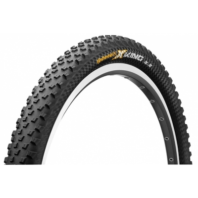 Anvelopa 27.5'' Wired Continental X-king 27.5 x 2.2 - 584 x 55