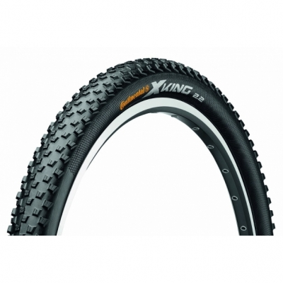 Anvelopa 29'' Wired Continental X-king 29 x 2.2 - 622 x 55
