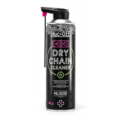 Spray Muc-Off E-Bike Dry Chain Cleaner 400ml