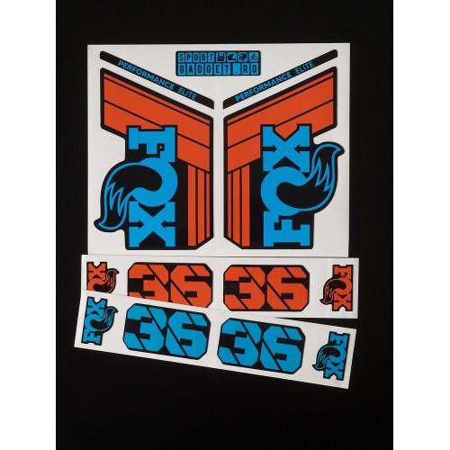 Huse pantofi Force Neopren Basic Fluo