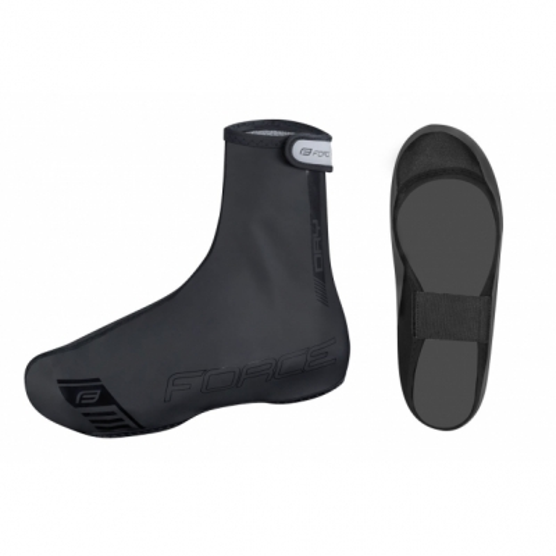Huse pantofi Force PU DRY negre