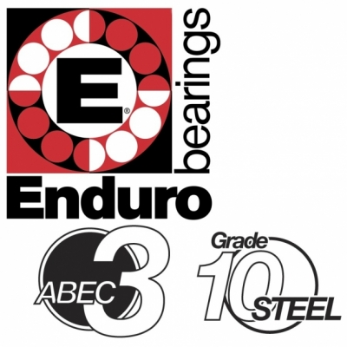 "RULMENT BUTUC / CADRU / BASCULA ENDURO R 14 2RS - 7/8x1-7/8x1/2"" - ABEC 3"