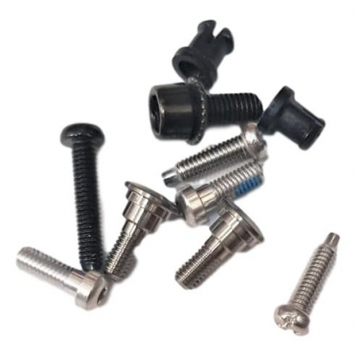 07 X9 Rd Composite Cage Screw Bolt Kit