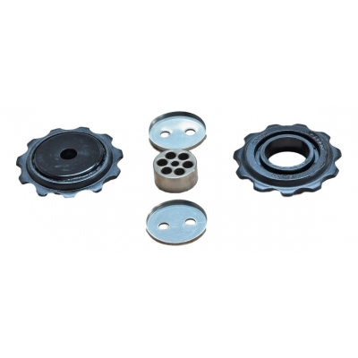 05 09 X9 Rear Derailleur Pulley Kit (M L Cage)