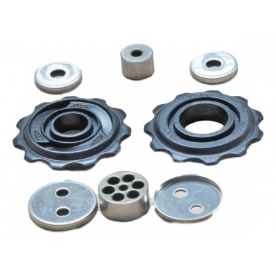 04 09 X7 Dual Drive27 Sx5 08 09 X5 Rear Derailleur Pulley Kit Qty 2