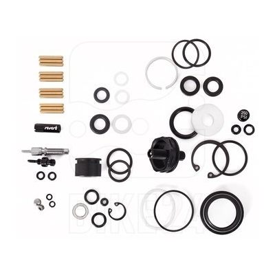 Reverb Complete Service Kit (Requires Post Bleed Tool Oil Height Tool Ifp Height Tool) 4768